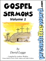 Gospel Sermons - David Legge