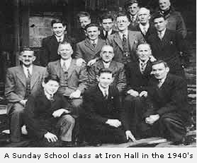 Sunday School 1940