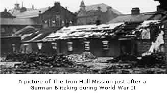 Iron Hall World War II