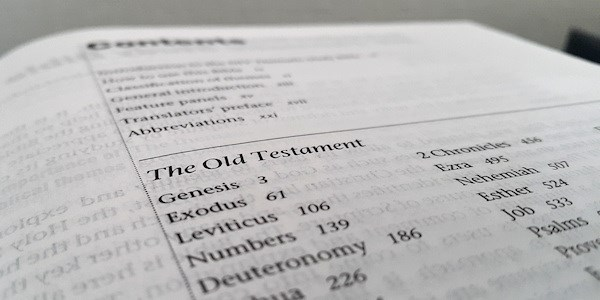 Old Testament Study Series