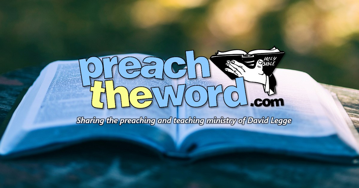 Preach The Word - Sermons indexed by Topic