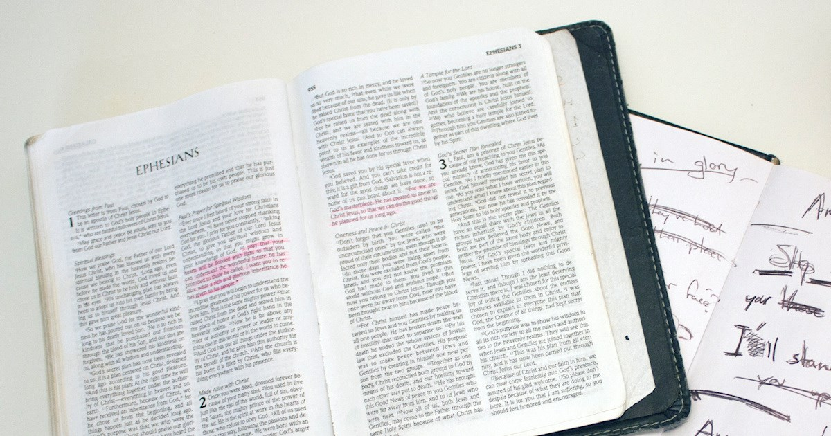 theme of the book of ephesians
