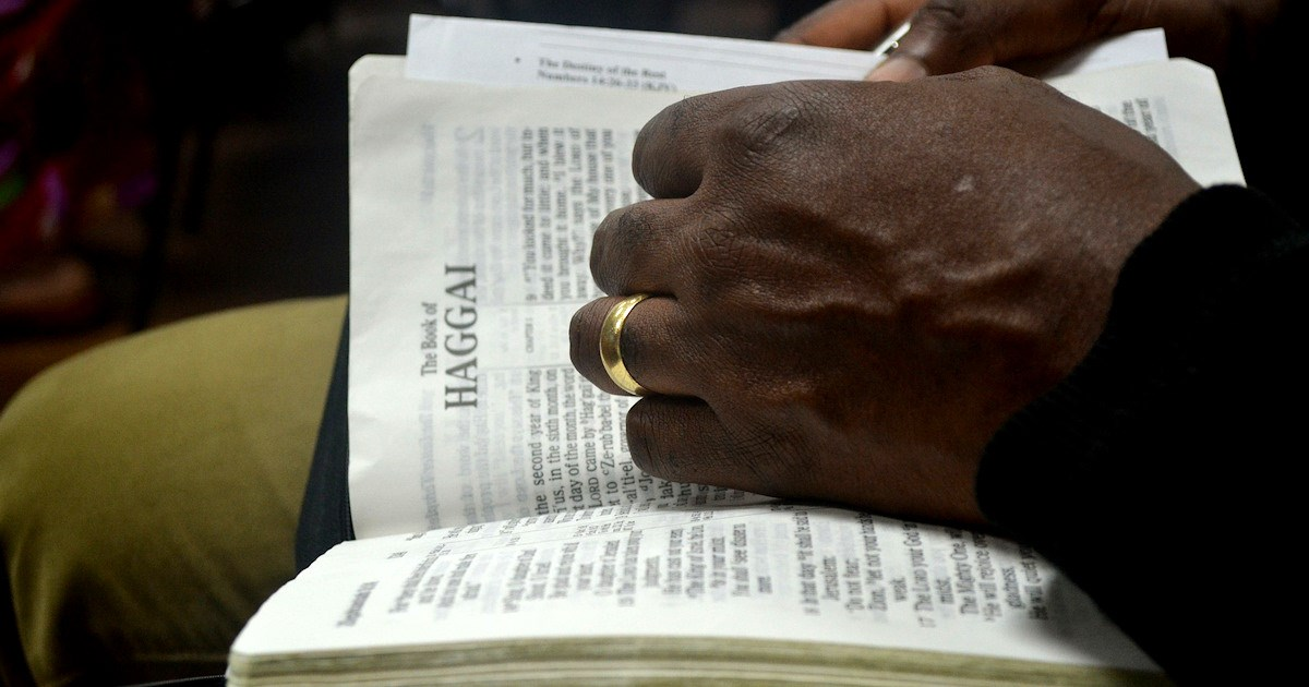 Majoring On The Minors - Haggai Part 1: Build God's House