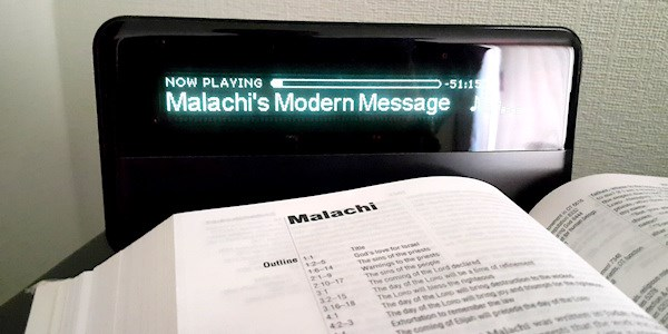 Malachi's Modern Message
